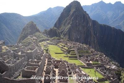 Roteiro pelo Peru
