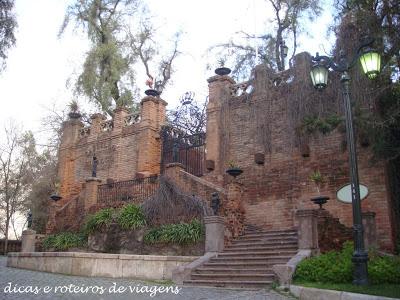 Santiago e Vinícolas