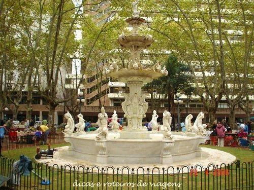 Plaza Constituicion