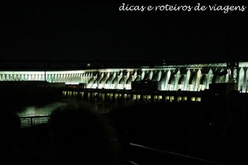 Iluminação da Barragem 01