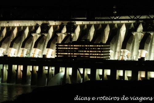 Iluminação da Barragem 02