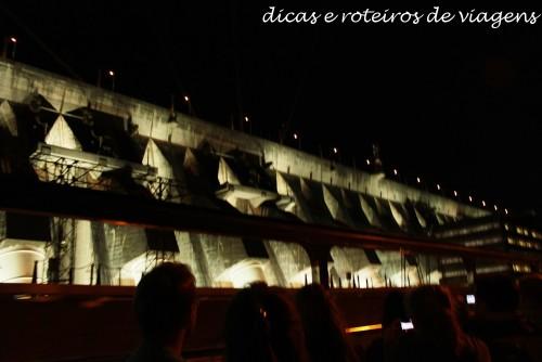 Iluminação da Barragem 03