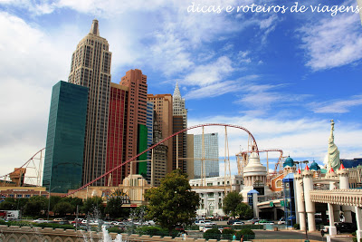 Hotel New York Las Vegas