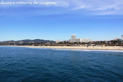 Praia de Santa Monica - CA