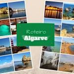 Montando um roteiro pelo Algarve