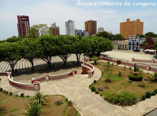 Praça São Sebastião