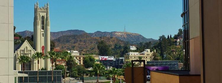 3 dias em Los Angeles