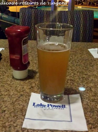 Lake Powell Resort Bebida