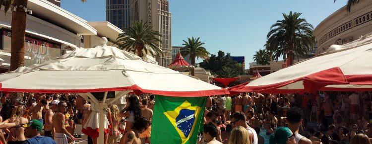 Pool Parties e Festas em Las Vegas