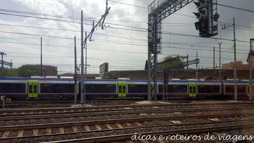 Trem na Italia 04