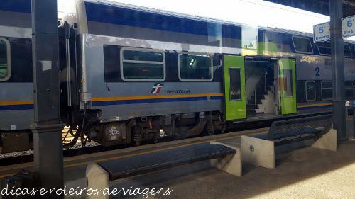 Trem na Italia 08