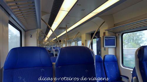 Trem na Holanda 03