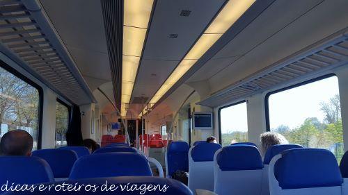 Trem na Holanda 04
