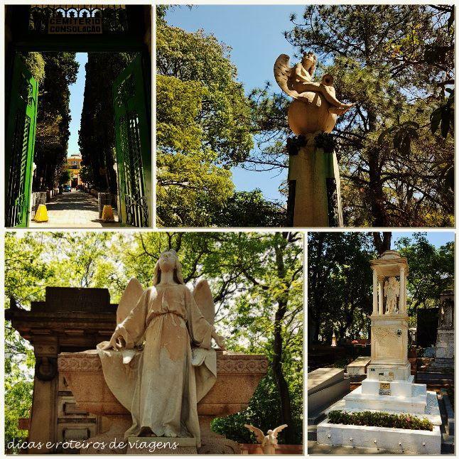Cemitéria da Consolação