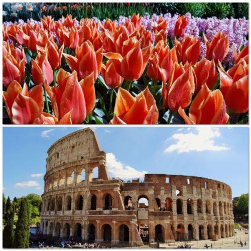 Holanda e Itália