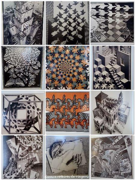 Obras de Escher