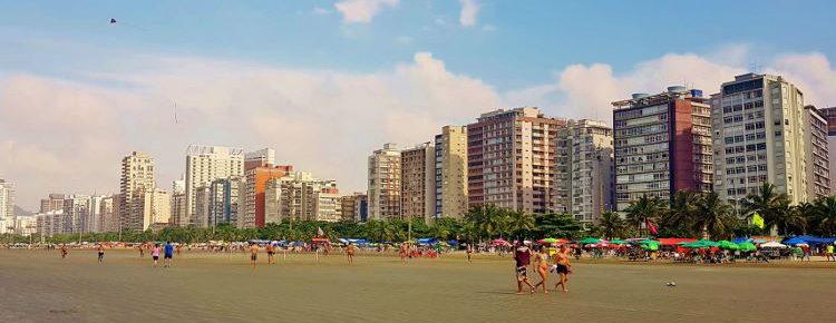 Praias de Santos