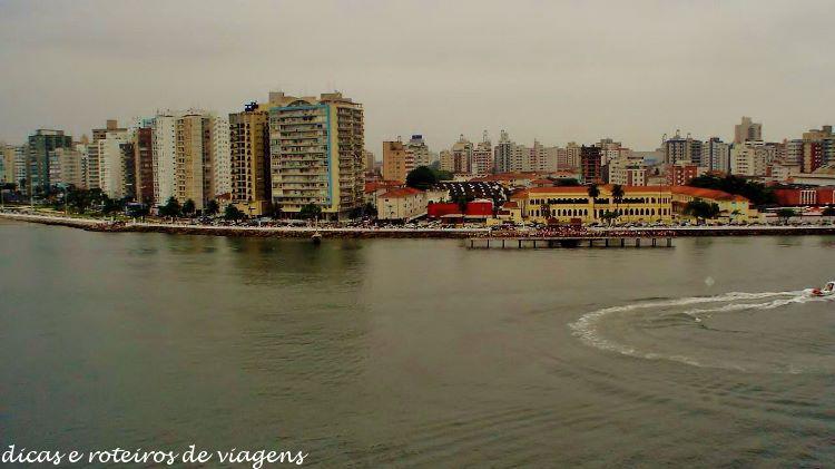 Cinco coisas para fazer em Santos
