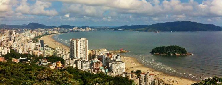 Melhores vistas de Santos