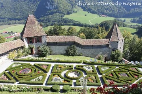 Jardins do Chateau Chilon