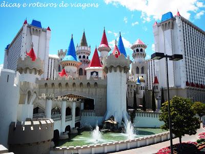 Hotel Excalibur Castelo Las Vegas
