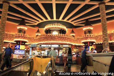 Hotel Excalibur Las Vegas Hall