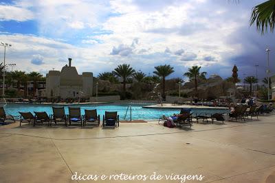 Hotel Excalibur Piscina Las Vegas