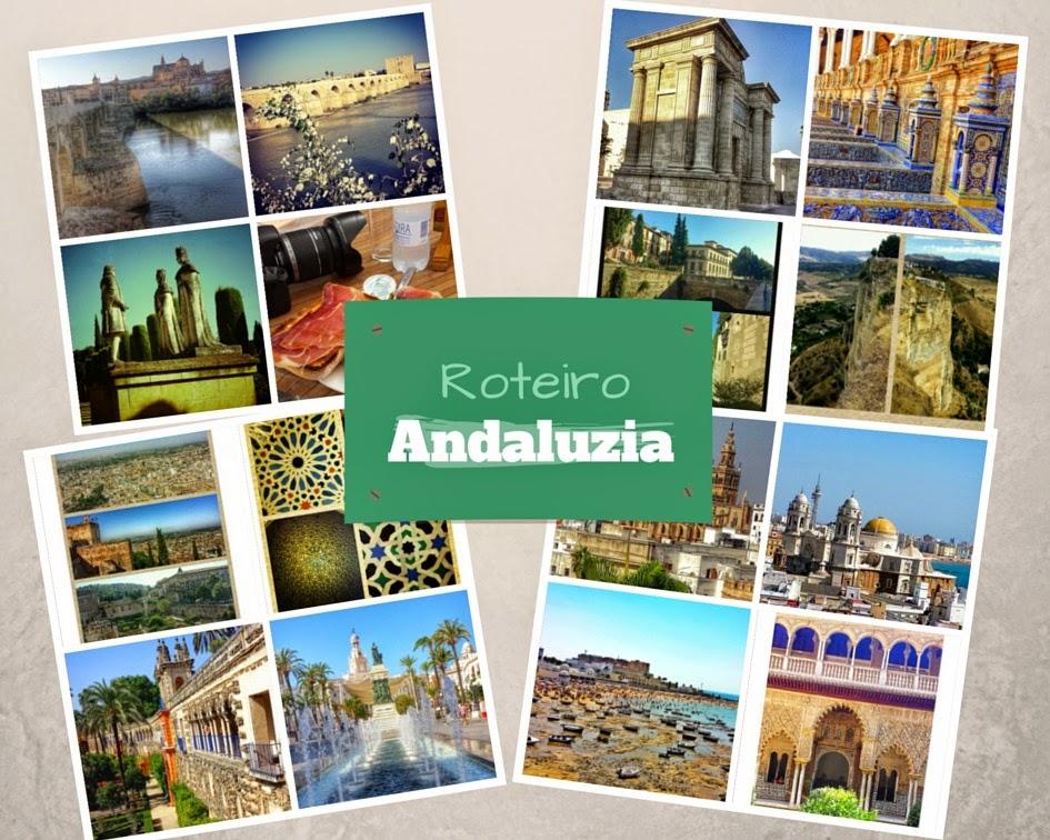 Roteiro Andaluzia