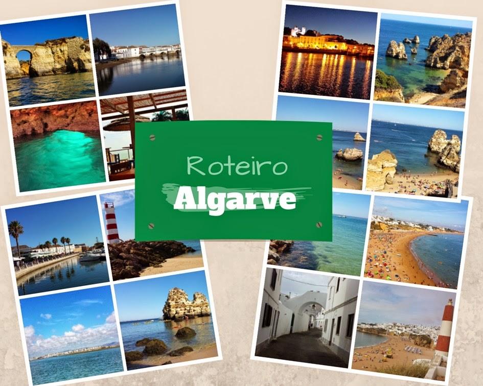 Montando um Roteiro pelo Algarve - BlogDRV