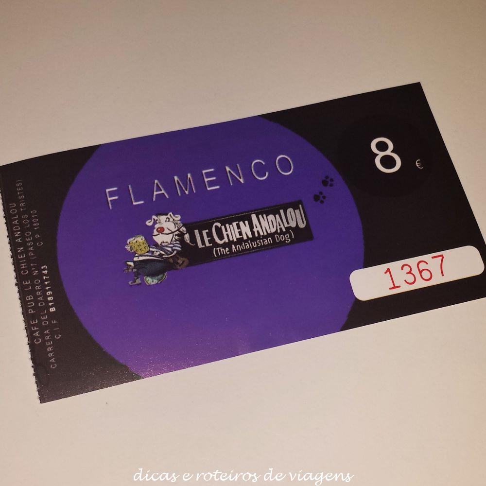 Ingresso Flamenco