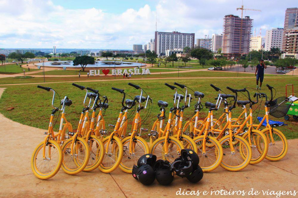 Passeio Bike Brasília