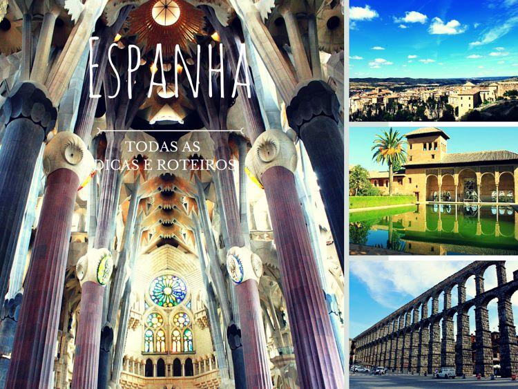 Dicas e Roteiros da Espanha