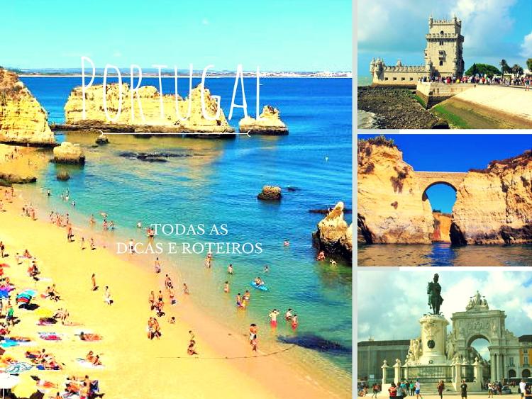 Dicas e Roteiros de Portugal