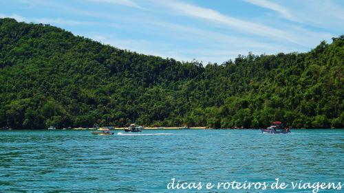 Barco Paraty 06