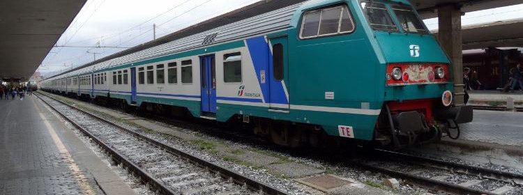Trem na Italia