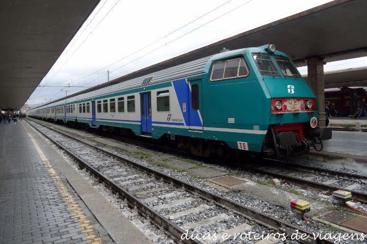 Trem na Italia 00