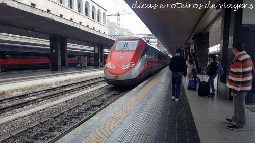 Trem na Italia 01
