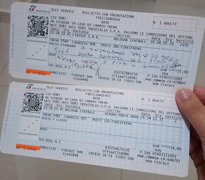 Trem na Italia 21
