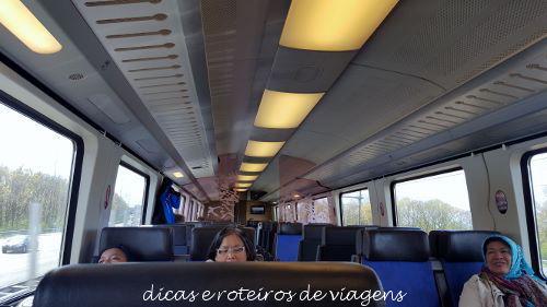 Trem na Holanda 02