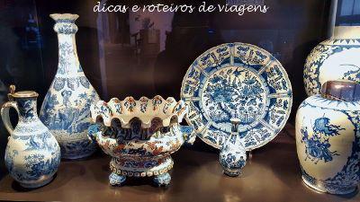 Cerâmica Azul ou Delftware