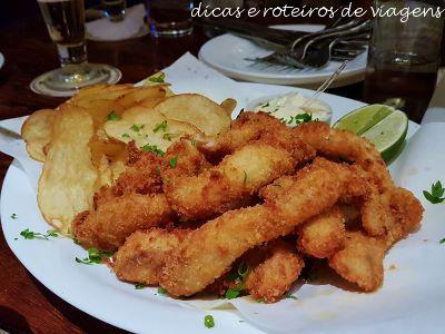 Fish and Chips da Albano's