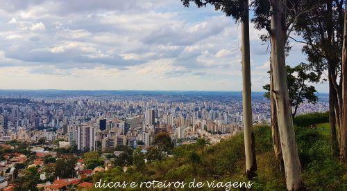 Vista do Mirante do Mangabeiras