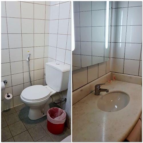 Banheiro Ibis Criciúma