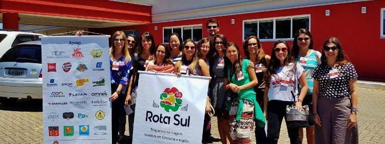 Encontro Rota Sul Ibis Criciuma
