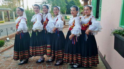 Grupo de dança Ítalo Brasileiro